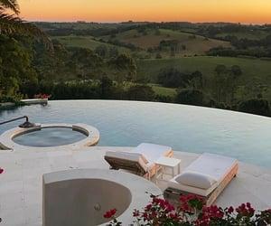pool, australia, and nature image