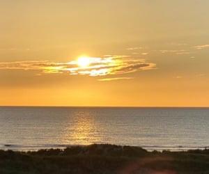 sea, sun, and duinen image