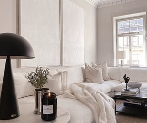 bedroom, chandelier, and decor image