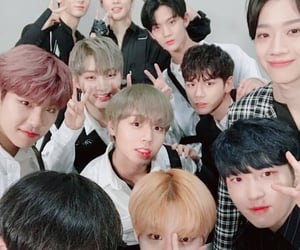 cix, kpop wallpaper, and wanna one image