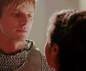 cute couple, king arthur, and Relationship image