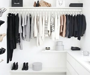 clothes, dressing, and room image