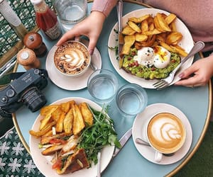 brunch, enjoy, and lunch image