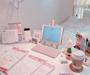 aesthetic, indie, and pink image