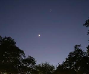 luna, moon, and night image