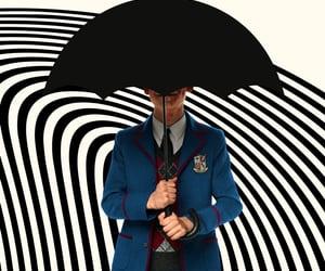netflix, the umbrella academy, and aidan gallagher image