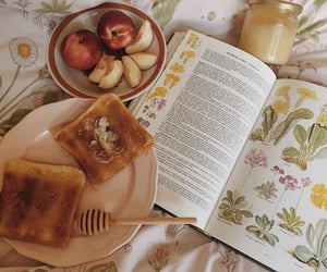 aesthetic, cottagecore, and food image