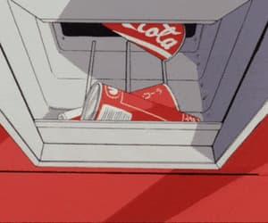 aesthetic, gif, and vending machine image