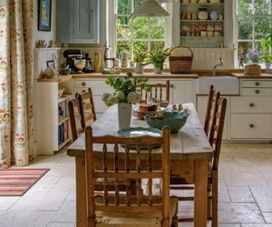 cottage and kitchen image