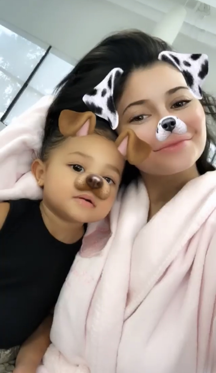 aesthetic, kyliejenner, and cute image