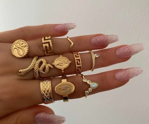 accesories, fashion, and jewelry image