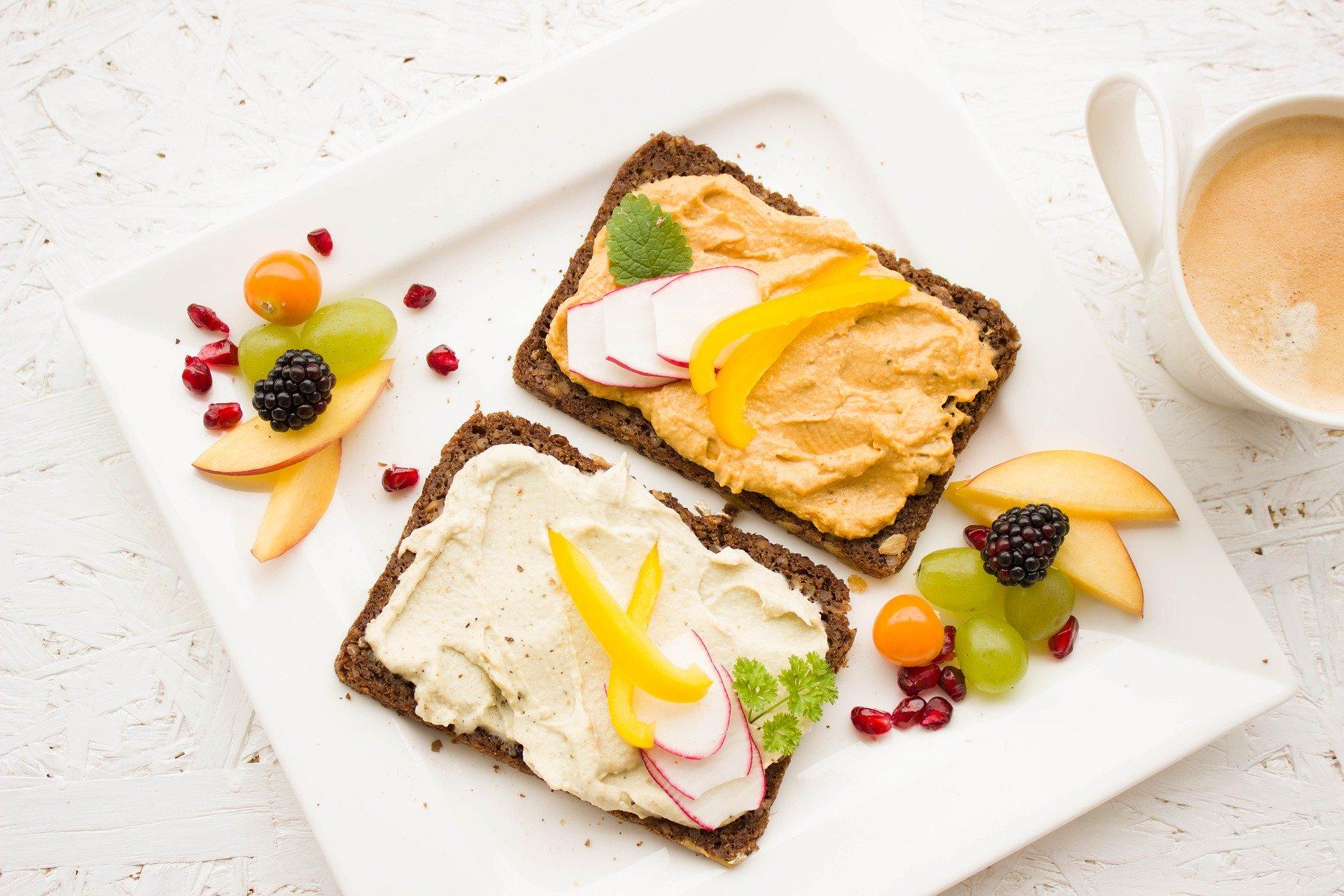 breakfast, zdrowie, and dieta image