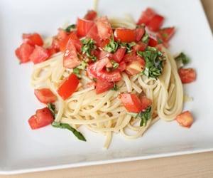 food, tomato, and yummy image