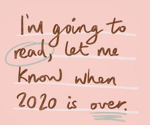 2020, books, and bookworm image