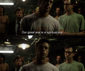 fight club, message, and tyler durdon image