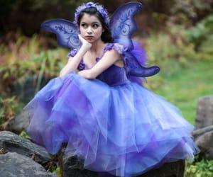 dress, fairy, and fantasy image