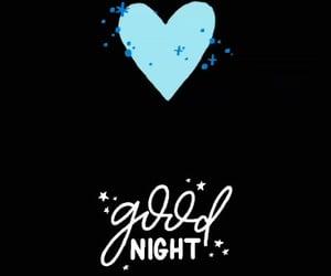 blue, fun, and good night image