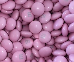 candy, pink, and food image