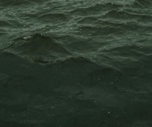 green, sea, and water image