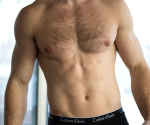 abs, Calvin Klein, and daddy image