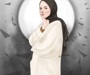 allah, hijab, and arabian arab arabic image