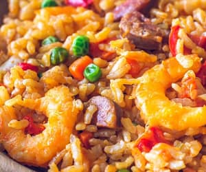 foodie, spanish, and paella image