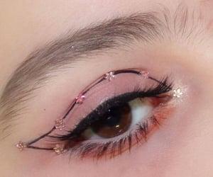 eye makeup, beauty, and makeup image