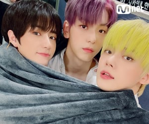 txt, mnet, and soobin image