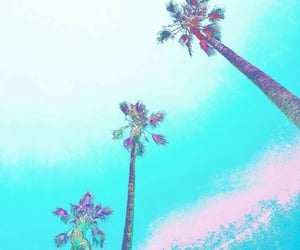 colors, sky, and turquoise image
