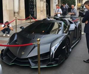 car, Lamborghini, and luxe image