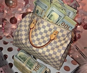 christmas, money, and xmas image