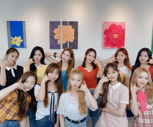k-pop, haseul, and jinsoul image