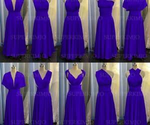 satin dress, wedding party dresses, and bridesmaid dresses long image