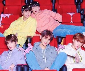 kpop, yeonjun, and txt image