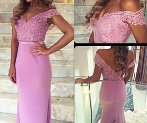mermaid evening dress, 2021 evening dresses, and sexy formal dresses image