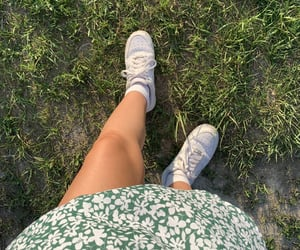 aesthetic, legs, and shoes image