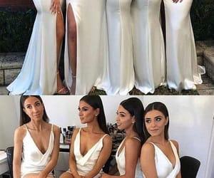 wedding guest dresses, 2021 bridesmaid dresses, and white bridesmaid dresses image
