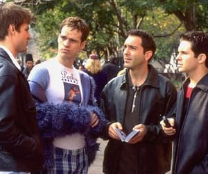 couple, qaf, and peter paige image