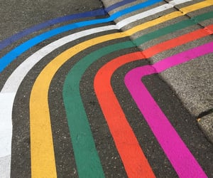 pavement, street, and striped image