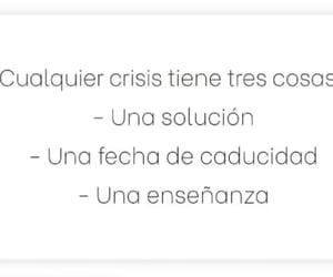 crisis, vida, and tiempo image