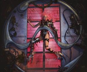 Lady gaga, chromatica, and album image