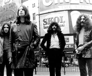 Black Sabbath and classic rock image