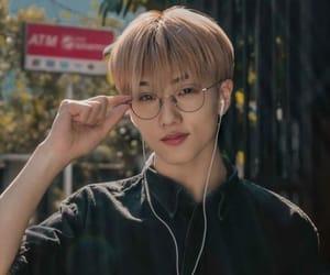 korean, jisung, and kpop image