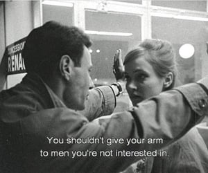 quotes, movie, and black and white image