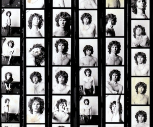Hot, Jim Morrison, and the doors image