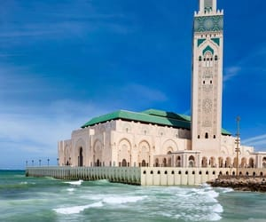 city, country, and mosque image