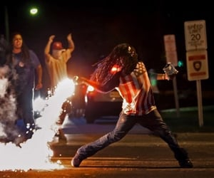 ferguson, america, and boy image