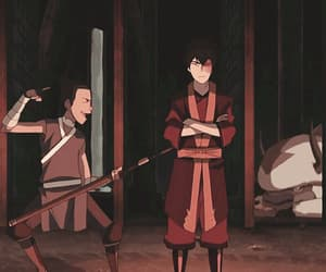 cartoon, gif, and the last airbender image