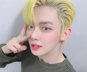 yeonjun, txt, and tomorrow x together image