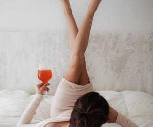 bed, legs, and cocktail image